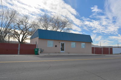 San Juan County Commercial For Sale: 201 E Maple Street