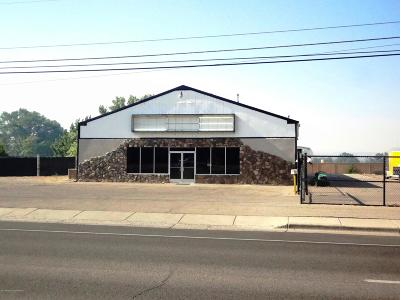Aztec Commercial For Sale: 1710 W Aztec Boulevard