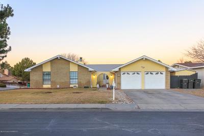 Farmington Single Family Home For Sale: 2115 N Municipal Drive