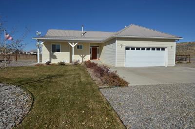 Single Family Home For Sale: 4 Road 1419