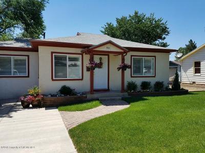 Farmington Single Family Home For Sale: 911 N Monterey Avenue