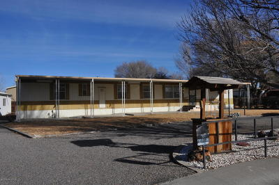 Bloomfield Manufactured Home For Sale: 903 Rio Road