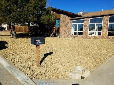 Single Family Home For Sale: 5702 Cedarwood Street