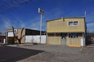 San Juan County Commercial For Sale: 5968 Us 64