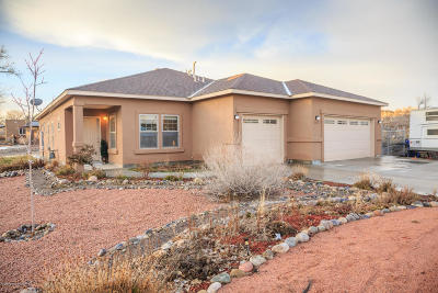 Aztec, Flora Vista Single Family Home For Sale: 602 Anasazi Drive