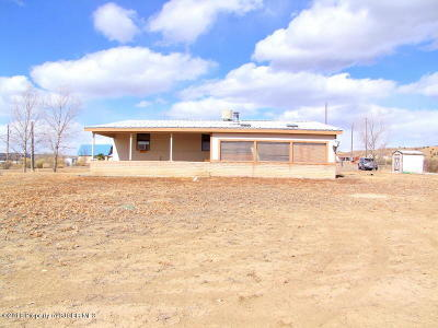 San Juan County Manufactured Home For Sale: 81 Road 1305