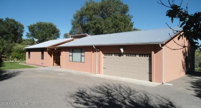 Aztec, Flora Vista Single Family Home For Sale: 7401 Old Aztec Hwy