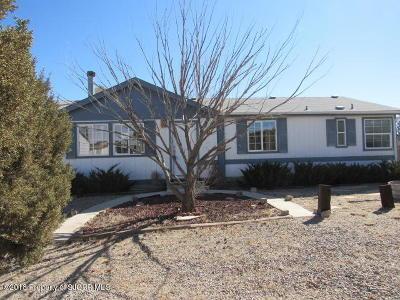 Aztec, Flora Vista Manufactured Home For Sale: 83 Road 3141
