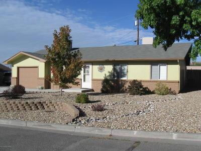 Aztec, Flora Vista Single Family Home For Sale: 321 Arnold Drive