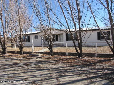 Manufactured Home For Sale: 37 Road 2896