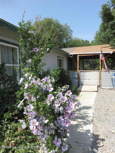 Bloomfield Manufactured Home For Sale: 3 Road 4992