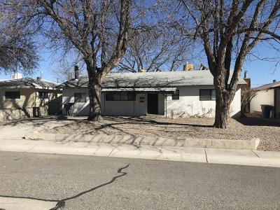 Single Family Home For Sale: 314 Rio Pecos Road
