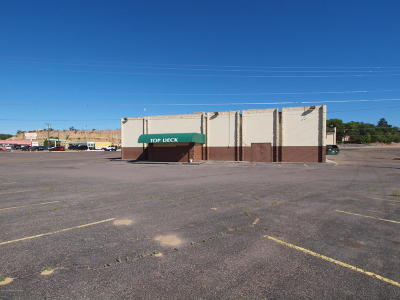 San Juan County Commercial For Sale: 515 E Main Street