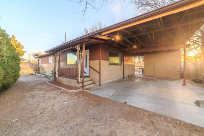 Single Family Home For Sale: 4 Road 6545