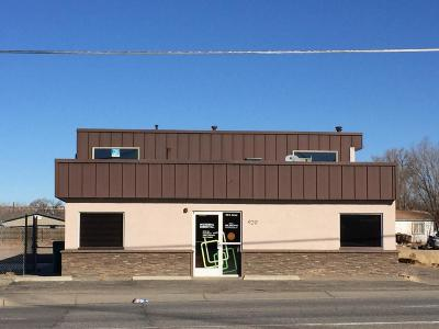 San Juan County Commercial For Sale: 920 E Murray Drive