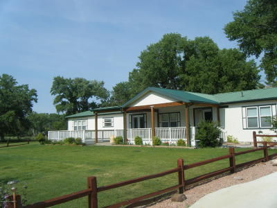 Manufactured Home For Sale: 45 Road 2929
