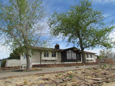 Single Family Home For Sale: 2 Road 6196