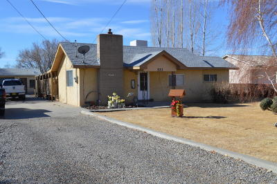 Kirtland Single Family Home For Sale: 523 Road 6100