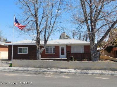 Single Family Home For Sale: 1004 N Wall Avenue