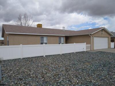 Aztec, Flora Vista Single Family Home For Sale: 413 Sandia Court