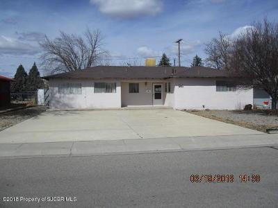 Aztec, Flora Vista Single Family Home For Sale: 903 Cimarron Avenue