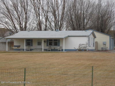 Bloomfield Manufactured Home For Sale: 11 Road 5223