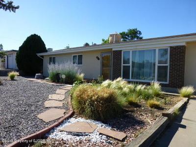 Farmington Single Family Home For Sale: 208 W 24th Street