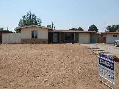 San Juan County Single Family Home For Sale: 3201 Crestridge Drive