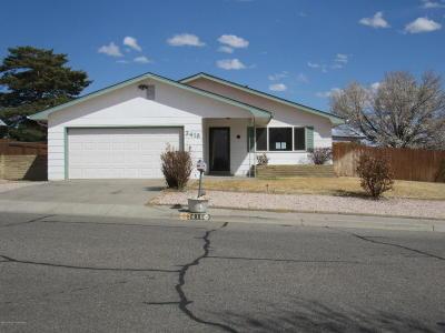 Farmington Single Family Home For Sale: 3416 N Buena Vista Avenue