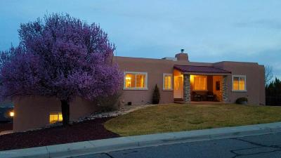 Single Family Home For Sale: 4410 Teton Circle