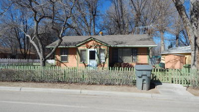 Aztec Single Family Home For Sale: 217 N Rio Grande Avenue