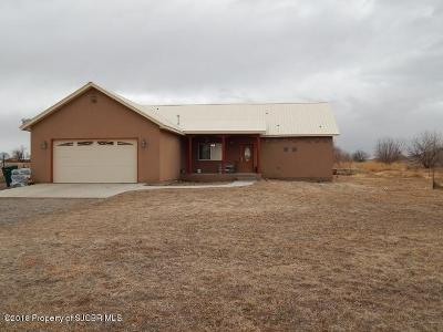 Single Family Home For Sale: 10 Road 1415