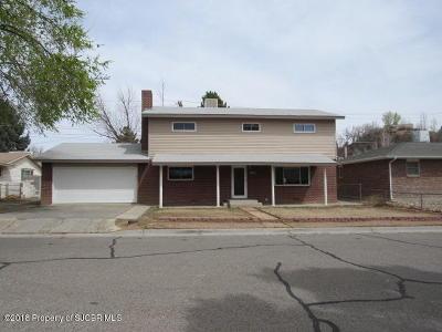 Farmington Single Family Home For Sale: 708 W Boyd Drive