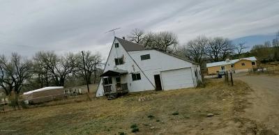 Aztec, Flora Vista Single Family Home For Sale: 71 Road 2896