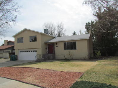 Farmington Single Family Home For Sale: 3104 N Pontiac Drive