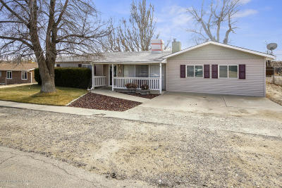 Farmington Single Family Home For Sale: 5405 Evans Street