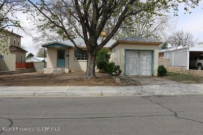 Farmington Single Family Home For Sale: 913 N Loma Linda Avenue