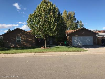 Single Family Home For Sale: 2 Road 6070
