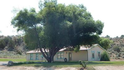 Aztec, Flora Vista Single Family Home For Sale: 48 Road 2391