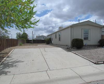 Bloomfield Manufactured Home For Sale: 1729 Mountainview Circle