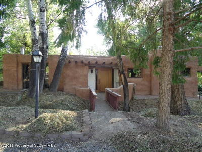 Bloomfield Single Family Home For Sale: 1030 Paseo Alta