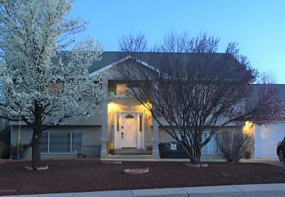 Single Family Home For Sale: 5007 Evergreen Drive