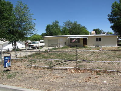 Aztec Single Family Home For Sale: 507 Pinon Street