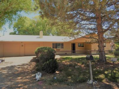 Single Family Home For Sale: 7 Road 3494
