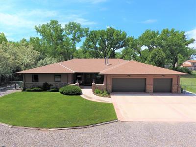 Farmington Single Family Home For Sale: 5301 Railroad Street
