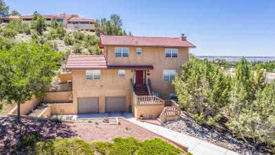 Single Family Home For Sale: 621 Cerrillos Drive