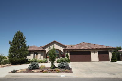 San Juan County Single Family Home For Sale: 4061 Vista Pinon Drive