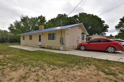 Single Family Home For Sale: 31 Road 6696