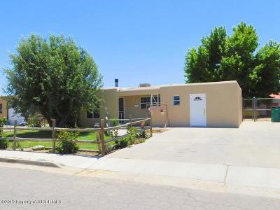 Farmington Single Family Home For Sale: 2325 E 10th Street