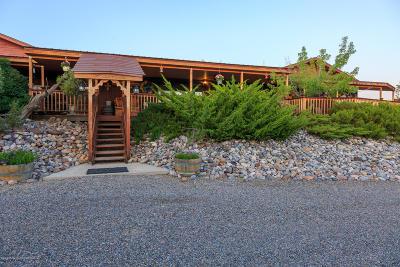 Farmington Single Family Home For Sale: 8320 Hood Mesa Trail